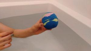 『LUSH インターギャラクティック』グリッター輝く小宇宙が風呂に爆誕!【口コミ】
